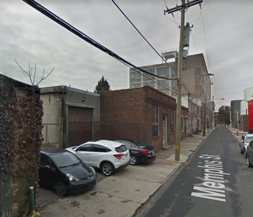20 Residential Units + Retail Rising On Memphis St In