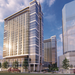 Liberty on the river building 1 rendering 3