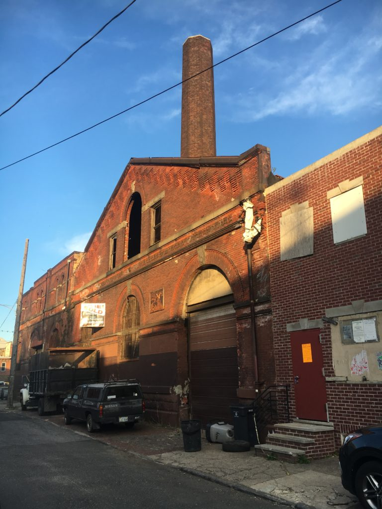 Weisbrod & Hess Brewery reuse