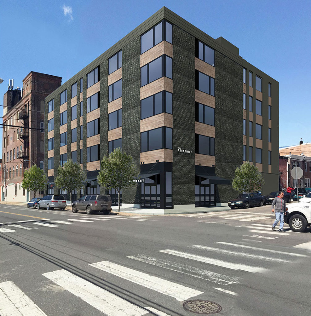 A rendering of 171 W. Berks St.