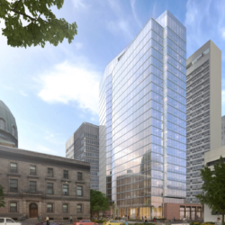 Cathedral Place phase 1 rendering