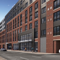 1306-1334 Callowhill rendering