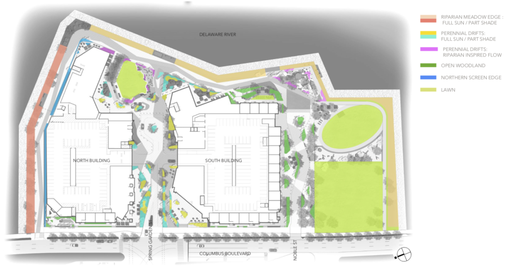 Festival Pier Development Site Plan
