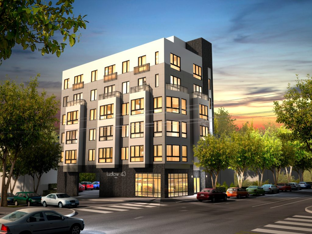 12-14 S. 43rd St. Rendering