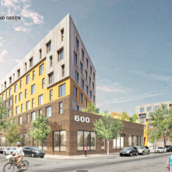 650 Fairmount Ave. Rendering