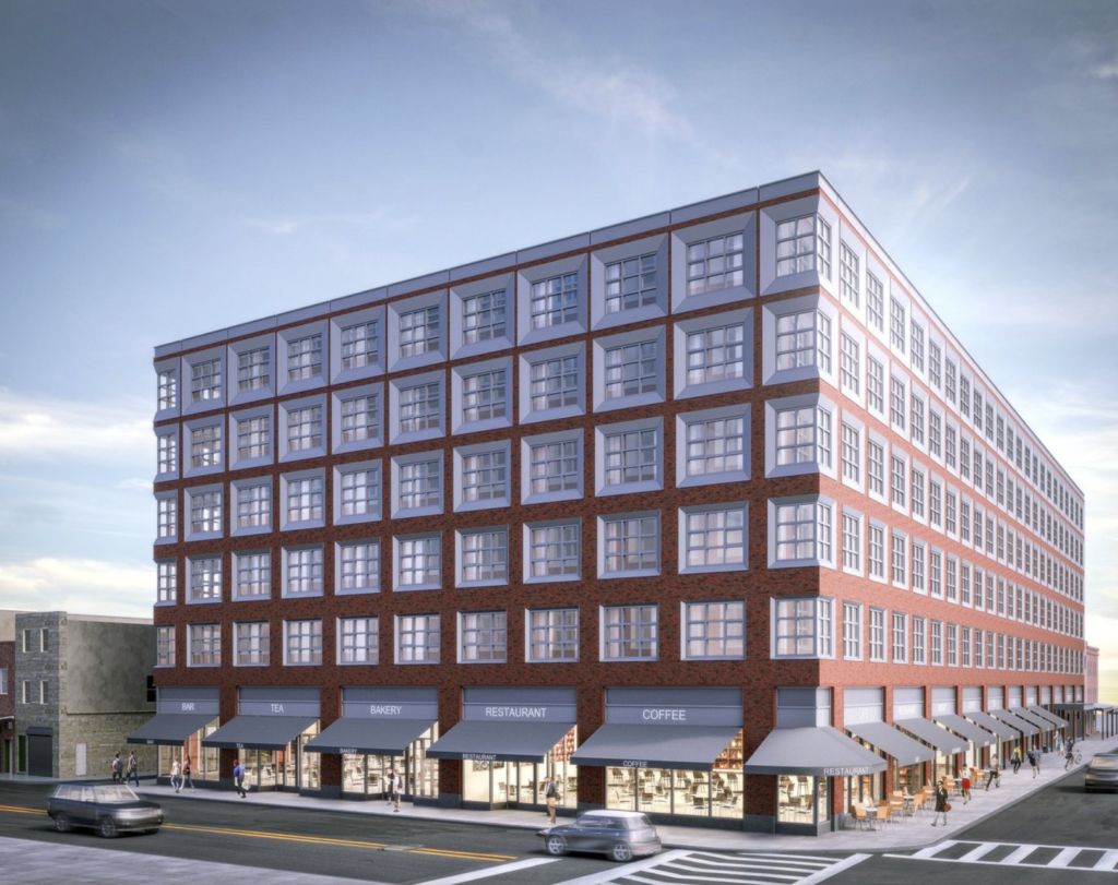 1101 S. 9th St. Rendering - BLT Architects