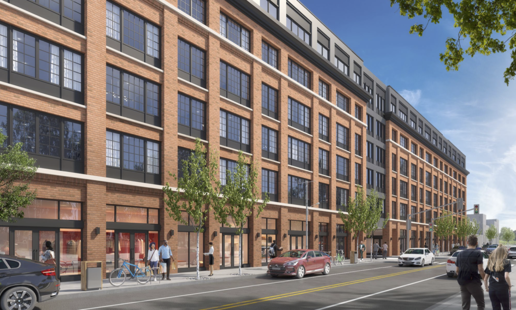 2616 Frankford Ave. Woods Brothers Rendering