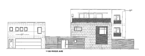 1100 Ridge Ave Old Plan