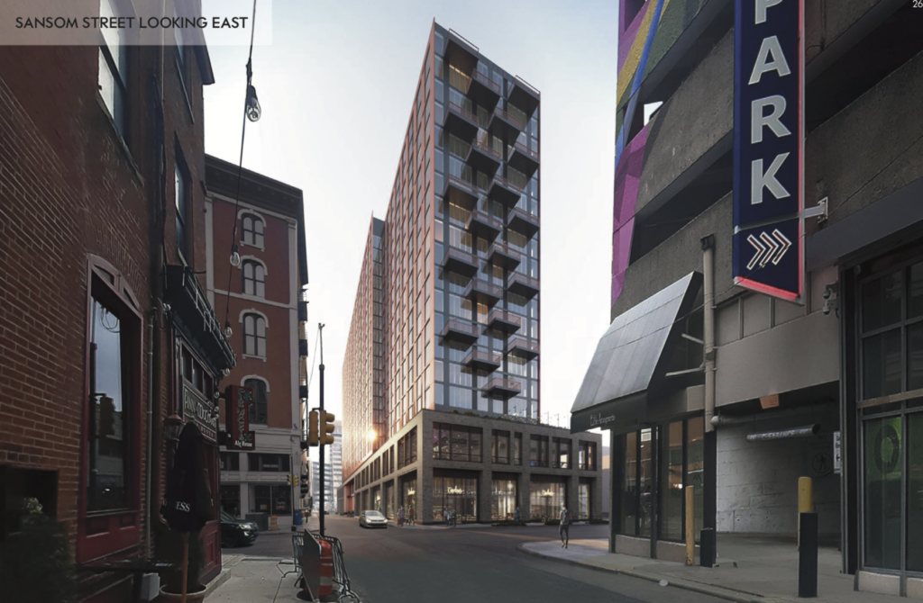 123 S. 12th St. Rendering
