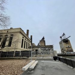 Delaware Generating Station fishtown redevelopment