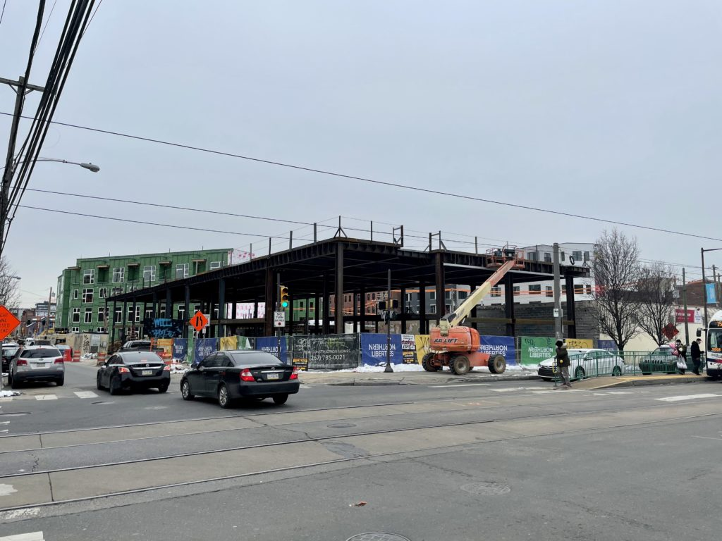 1134 n 2nd st under construction