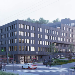 4401 Ridge Ave. Rendering Oombra Architects