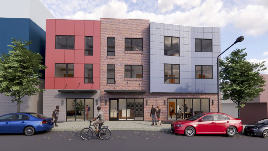 Wade Flats Phase 2 Rendering
