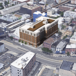 23 W. Girard Rendering - JKRP Architects