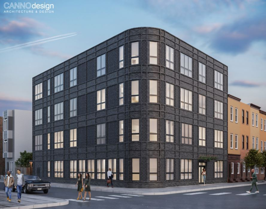 2400 Frankford Ave. Rendering - Canno Design