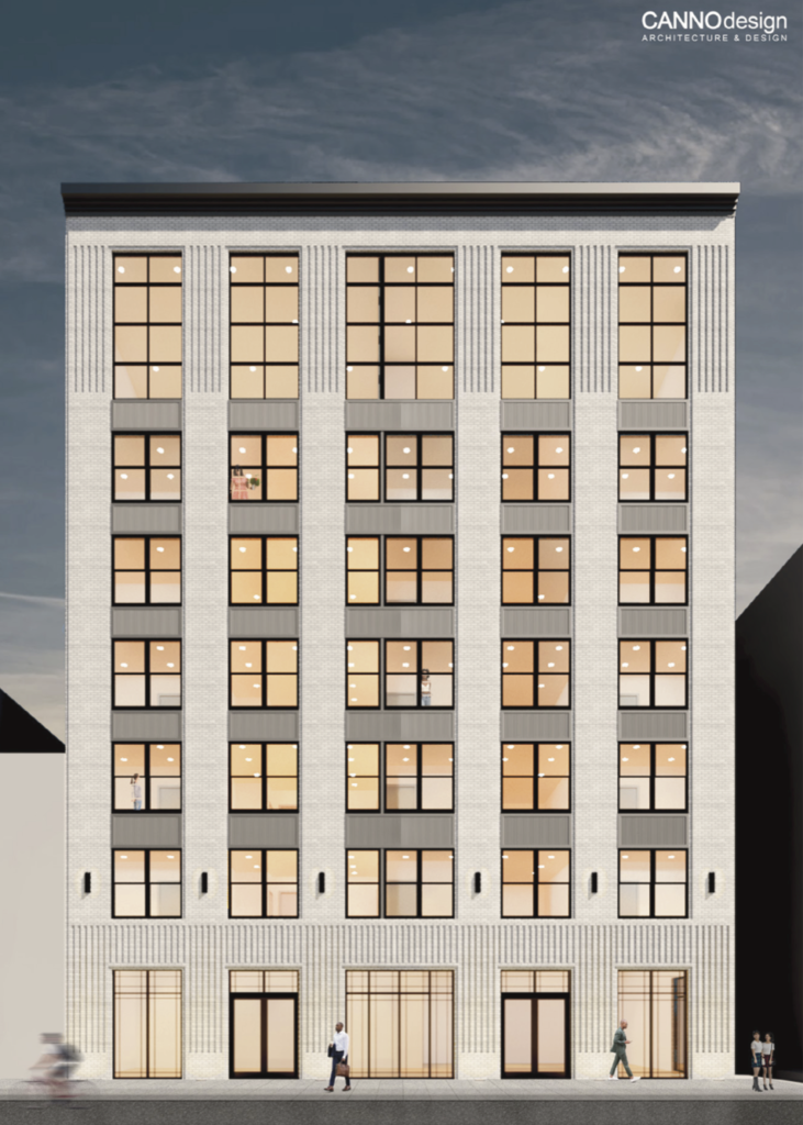 36-42 S. 2nd St. Rendering - Canno Design