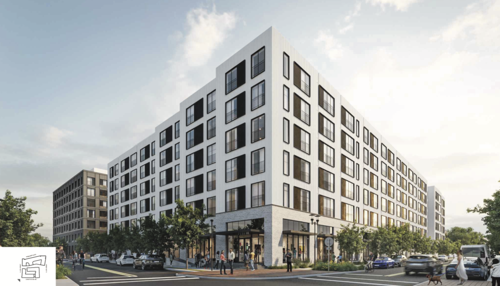 1200 Normandy Place Rendering